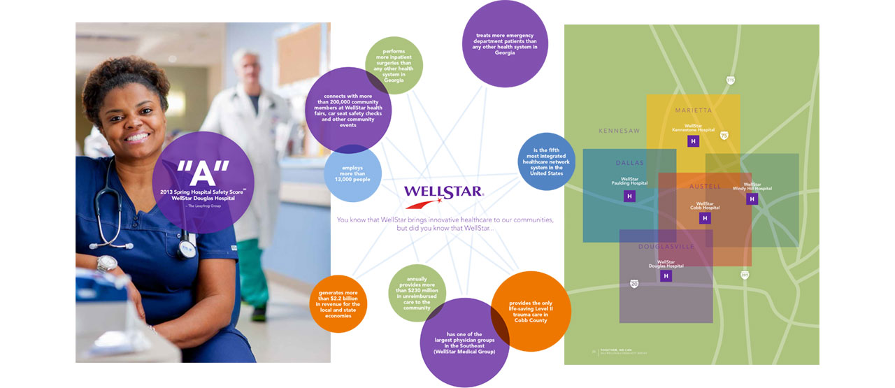 WELLSTAR: WE BELIEVE IN LIFE WELL-LIVED.